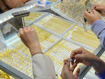 Giá vàng hôm nay ngày 16/10: Giảm đến 400.000 đồng mỗi lượng