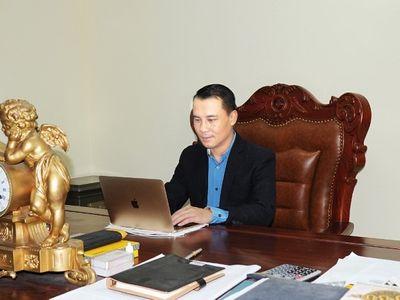 Ông chủ Hasco Group Vũ Đức Dũng bán dự án sân golf Hương Sen ở Bà Rịa - Vũng Tàu
