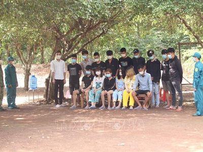 Tây Ninh: Phát hiện 21 trường hợp xuất cảnh trái phép