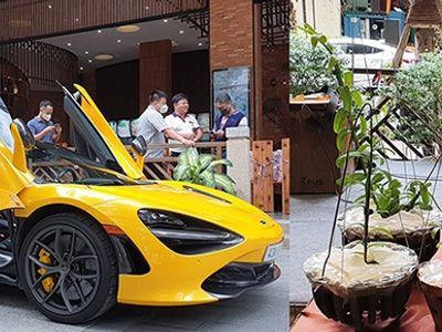 Thiếu gia 16 tuổi ở Đà Nẵng đổi siêu xe McLaren 720S Spider lấy lan đột biến