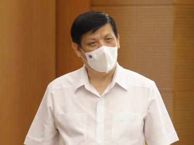 Bộ trưởng Nguyễn Thanh Long: Căn cứ tình hình dịch bệnh cụ thể, mà địa phương quyết định giãn cách xã hội phù hợp