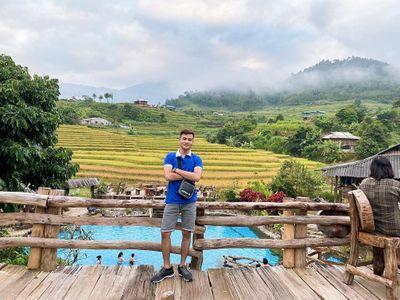 """CEO Vinamo Lý Văn Quyền: """"Kinh doanh bằng tâm, nâng tầm thương hiệu"""""""