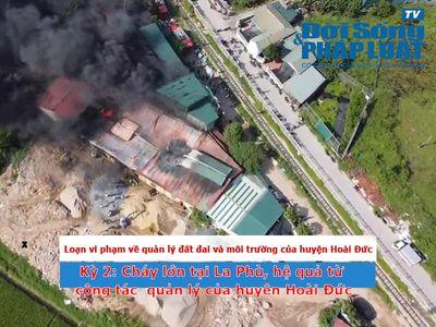Loạn vi phạm về trật tự xây dựng và ô nhiễm môi trường tại huyện Hoài Đức - Kỳ 2: Hệ quả từ dấu hiệu buông lỏng quản lý của huyện Hoài Đức