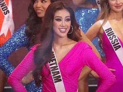 Chung kết Miss Universe 2020: Top 10 lộ diện, Khánh Vân dừng chân đầy tiếc nuối ở top 21