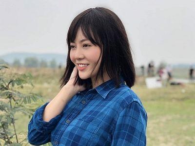 Diễn viên Thanh Hương trong