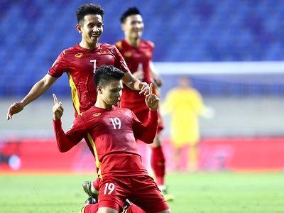 Vòng loại World Cup 2022: Đội tuyển Việt Nam sẽ thi đấu vào mùng 1 Tết