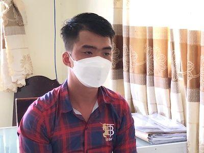 Cà Mau: Khởi tố nam thanh niên tiếp xúc F0 không khai báo, làm lây lan dịch bệnh COVID-19