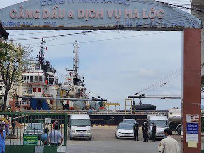 Khám xét công ty xăng dầu lớn nhất Bà Rịa - Vũng Tàu