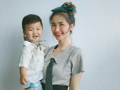 Hòa Minzy bức xúc khi hình ảnh bé Bo được sử dụng không xin phép