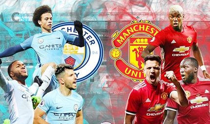Bóng đá - Derby thành Manchester: Ngôi vương và lòng tự trọng
