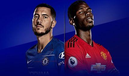 """Bóng đá - M.U vs Chelsea đại chiến giành Top 4: Khi """"ông lớn"""" sa cơ"""