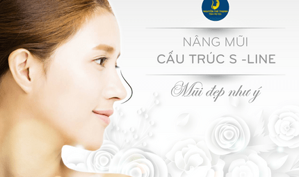 Sức khoẻ - Làm đẹp - Nâng mũi cấu trúc S-line: Mũi đẹp như ý
