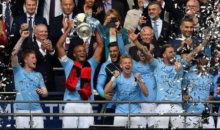 Bóng đá - Đè bẹp Watford 6-0 ở chung kết, Man City xuất sắc vô địch FA Cup