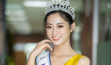 Người trong cuộc - Miss World Viet Nam 2019 Lương Thùy Linh: Hào quang lấp lánh đến từ những điều giản dị, thân thiện và sự bản lĩnh