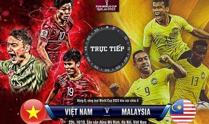 Bóng đá - Trận Việt Nam- Malaysia (1-0): Chiến thắng ngọt ngào, Quang Hải toả sáng
