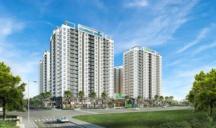Thị trường - Bình Chánh: Hơn 1.300 căn hộ đủ điều kiện mở bán