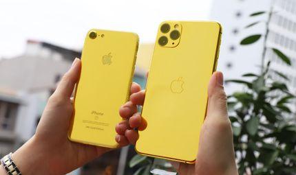 Quyền lợi tiêu dùng - Royal Gift ra mắt phiên bản iPhone 11 Pro Max mạ vàng 24K