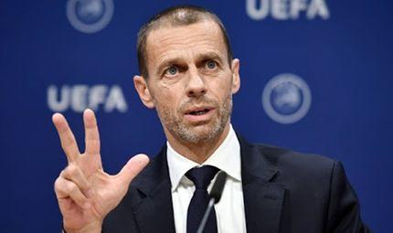 Thể thao 24h - Tin tức thể thao mới nóng nhất ngày 5/4/2020: UEFA có thể hủy mùa giải Champions League