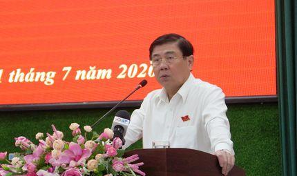 Tin trong nước - Chủ tịch TP.HCM Nguyễn Thành Phong: Xem xét xử lý 66 cán bộ sai phạm ở KĐT mới Thủ Thiêm