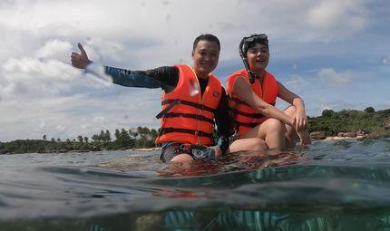 Chuyện làng sao - Sau Quang Vinh, Phạm Quỳnh Anh viết tâm thư xin lỗi vì ngồi lên rạn san hô ở Phú Quốc