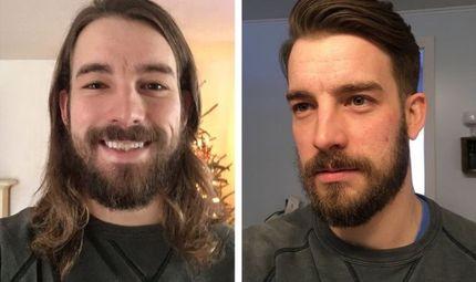 Cộng đồng mạng - Những màn xuống tóc đỉnh cao, chứng minh chọn đúng kiểu tóc ai cũng hóa nam thần, nhan sắc thăng hạng