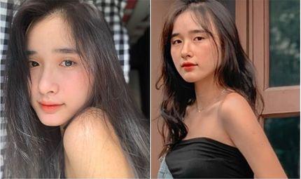 """Cộng đồng mạng - Nữ sinh 2k xinh đẹp hút hồn, ai cũng phải thốt lên """"Dương Mịch phiên bản Việt"""""""