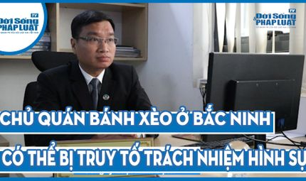 Góc nhìn Hội Luật Gia - Vụ hành hung cháu bé 14 tuổi tại Bắc Ninh: Chủ quán phải đối diện với mức án nào?