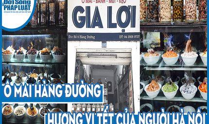 Văn - Xã - Hương vị Tết trên phố Hàng Đường