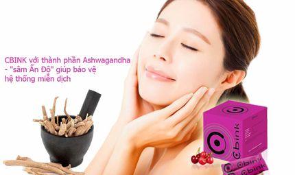 """Y tế - CBINK với thành phần Ashwagandha - """"sâm Ấn Độ"""" giúp bảo vệ hệ thống miễn dịch, hỗ trợ tăng vòng 1"""