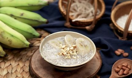 Ăn - Chơi - Chuối sau Tết thừa nhiều làm ngay món chè chuối, đảm bảo ai ăn cũng thèm
