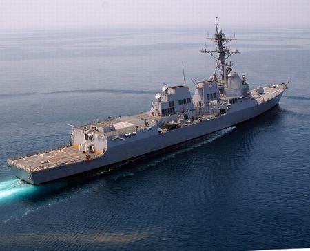 Tàu khu trục lớp Arleigh Burke của Hải quân Mỹ
