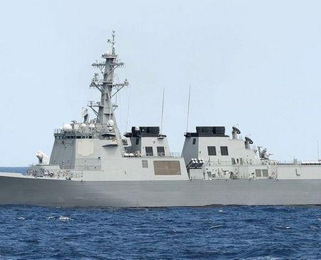 Tàu khu trục KDX của Hải quân Hàn Quốc
