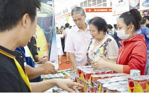 """""""Cơn bão"""" hàng tiêu dùng Thái Lan đổ bộ vào Việt Nam - Ảnh 1"""