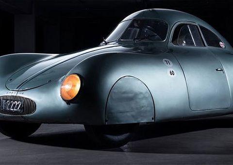 Thế giới Xe - Chiếc xe lâu đời nhất của Porsche sắp đấu giá, ước tính đạt tới 20 triệu USD