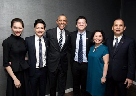"""Kinh doanh - """"Choáng váng"""" với gia thế """"khủng"""" của gia đình nhà chồng Hoa hậu Đặng Thu Thảo"""