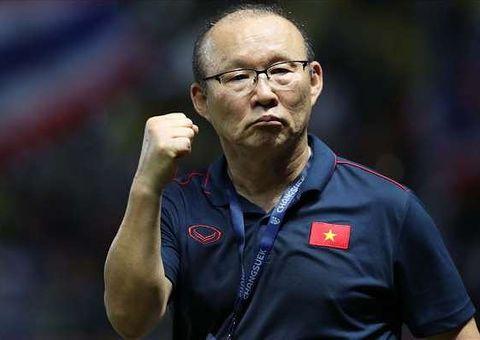 HLV Park Hang Seo sẽ ưu tiên ký hợp đồng mới với bóng đá Việt Nam