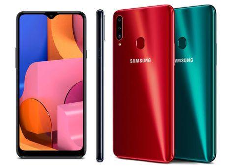 Công nghệ - Tin tức công nghệ mới nóng nhất trong hôm nay 6/10/2019:Samsung Galaxy A20s 3 camera sau, thấp nhất gần 4 triệu đồng