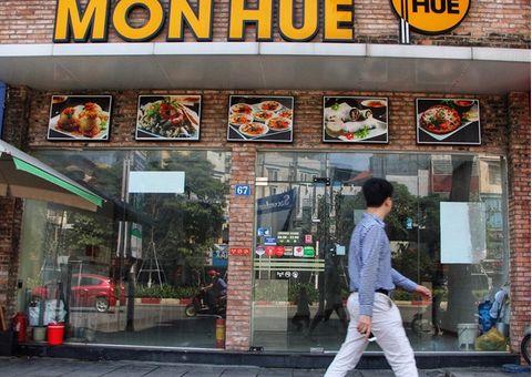 Món Huế 67 Trần Duy Hưng chấp nhận mất gần nửa tỷ tiền thuê mặt bằng