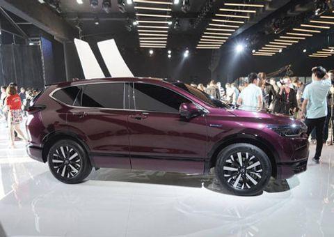 Ôtô - Xe máy - Chiêm ngưỡng phiên bản hạng sang Honda Breeze 2020, giá rẻ bất ngờ