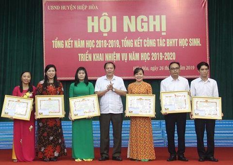 Giáo dục - Hướng nghiệp - Hiệp Hòa (Bắc Giang) nỗ lực nâng cao chất lượng giáo dục mũi nhọn