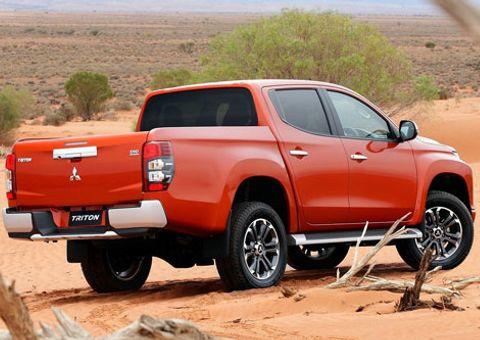 """Ôtô - Xe máy -  Bảng giá xe Mitsubishi mới nhất tháng 11/2019: Pajero Sport giảm """"sốc"""" tới 92,5 triệu đồng"""