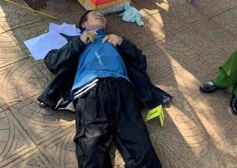 Tin trong nước - Lâm Đồng: Phát hiện người đàn ông chết bất thường trên vỉa hè