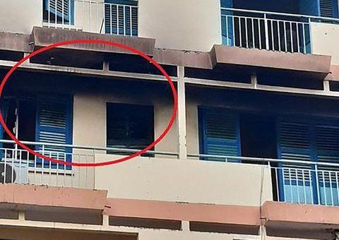 Tin trong nước - Cháy ở khách sạn Công Đoàn Thanh Đa, 1 phụ nữ tử vong
