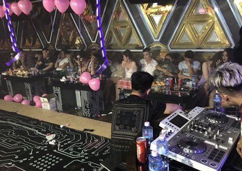 An ninh - Hình sự - 87 người dương tính với ma túy trong quán karaoke ở TP Hồ Chí Minh