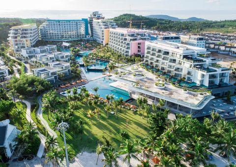 Truyền thông - Thương hiệu - Đón giáng sinh và năm mới tại Phú Quốc, đừng bỏ qua ưu đãi từ Khu nghỉ dưỡng căn hộ hàng đầu châu Á