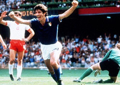 Bóng đá - Huyền thoại bóng đá Italy Paolo Rossi qua đời