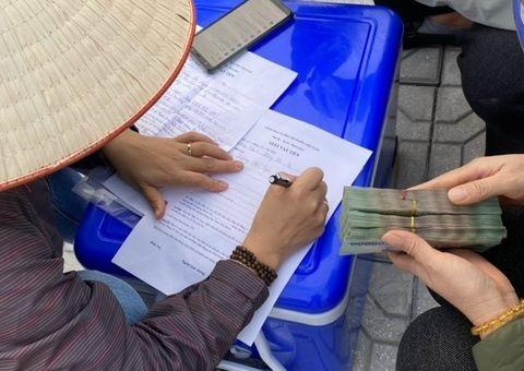 Kinh doanh - Đấu giá đất ở Thái Bình: Ngang nhiên giao dịch khi chưa được phép?
