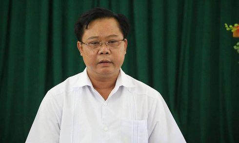 """Giữa """"tâm bão"""" gian lận điểm, Sở GD-ĐT Sơn La đề xuất thay Trưởng Ban chỉ đạo thi THPT năm 2019"""