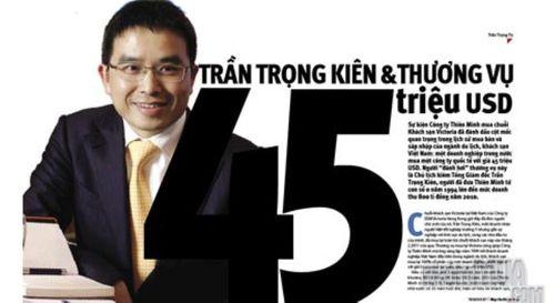 Những doanh nhân thành đạt nhất Việt Nam - Ảnh 4