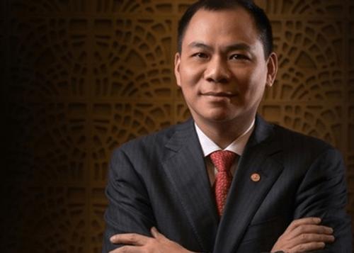 Những doanh nhân thành đạt nhất Việt Nam - Ảnh 1
